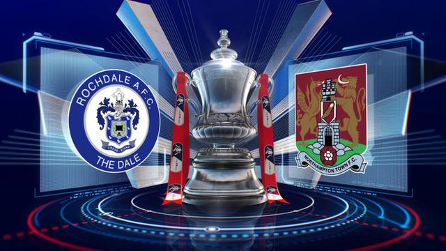 Rochdale 2-1 Northampton
