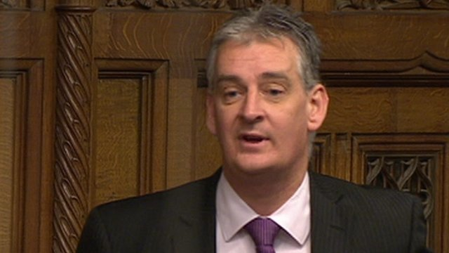 Graham Jones MP