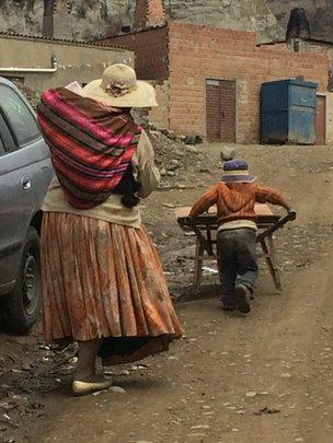 Bricklaying family