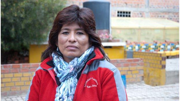 Maria Rosminda Quispe
