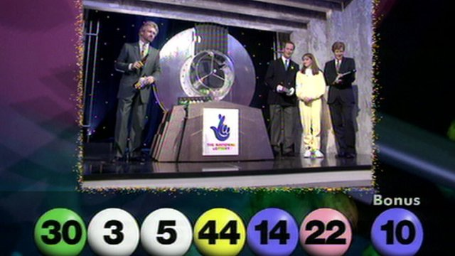 First National Lottery
