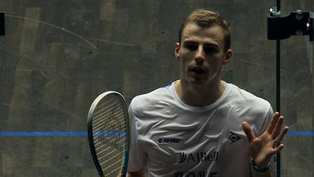 Squash World Championship: Mohamed El Shorbagy downs Nick Matthew