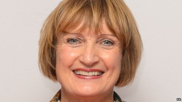 Dame Tessa Jowell has brain cancer, family says
