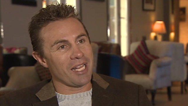 Former All Blacks and Ospreys scrum-half Justin Marshall