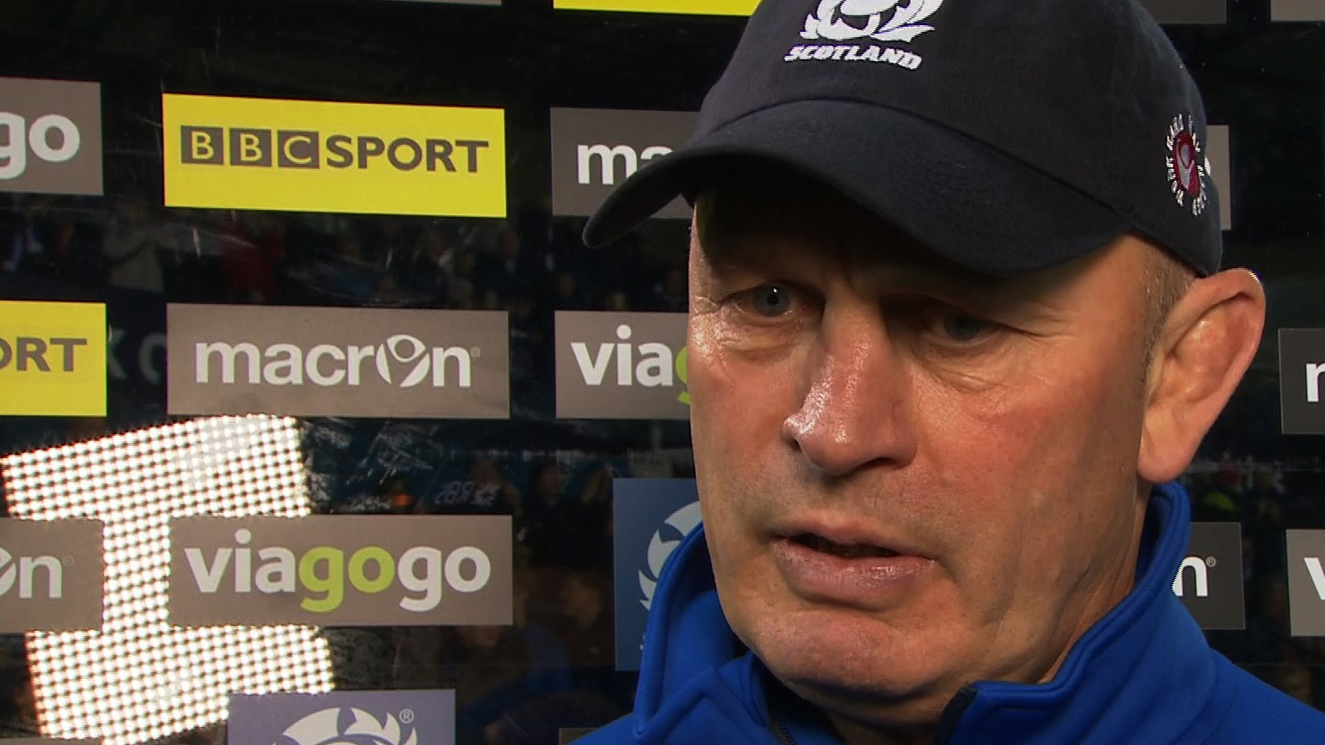 Vern Cotter says that Scotland can 'take a lot of confidence' from Saturday's victory