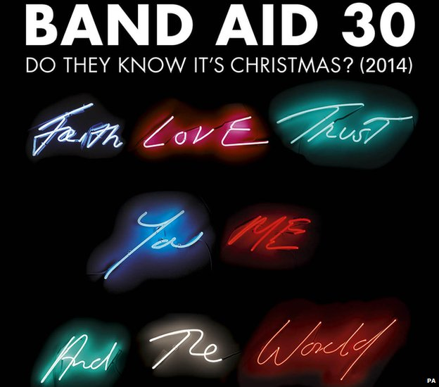 Band Aid cover
