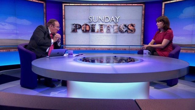 Andrew Neil and Rachel Reeves