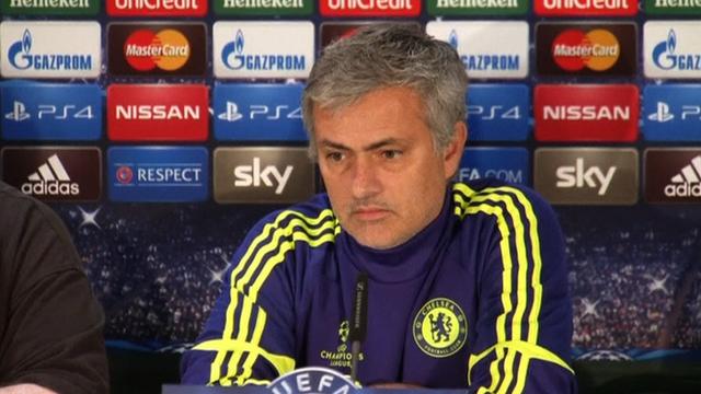 Champions League: Jose Mourinho will not discuss Roberto Di Matteo
