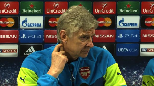 Arsenal manager Arsene Wenger responds to Usmanov comments