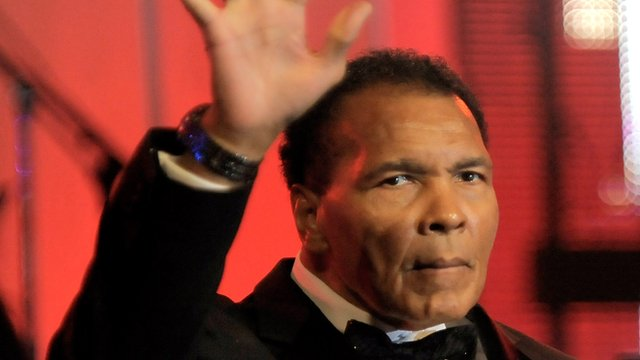 """Muhammad Ali's daughters say their father is """"doing well"""""""