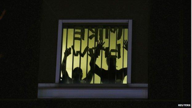 Prison in Boston