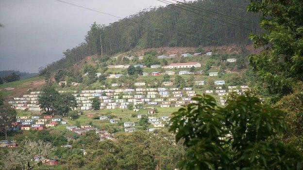 Orphanage in Bulembu