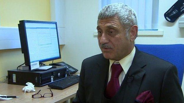 Dr Haboubi