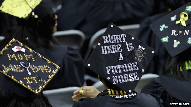 Graduates of Bowie State University
