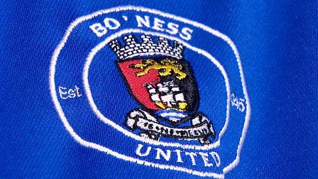 Bo'ness United club crest