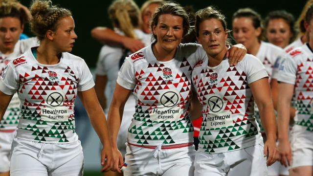 England women's rugby sevens team