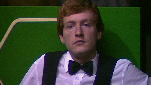 1983 UK Championship runner-up Steve Davis