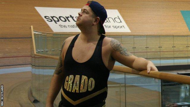 Insane Fight Club star Grado