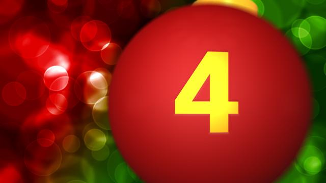 BBC Sport's advent calendar day four