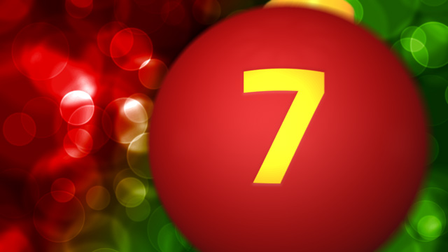 BBC Sport's advent calendar day seven