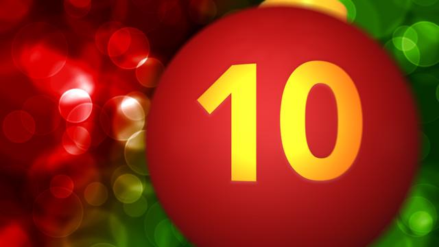 BBC Sport's advent calendar day 10
