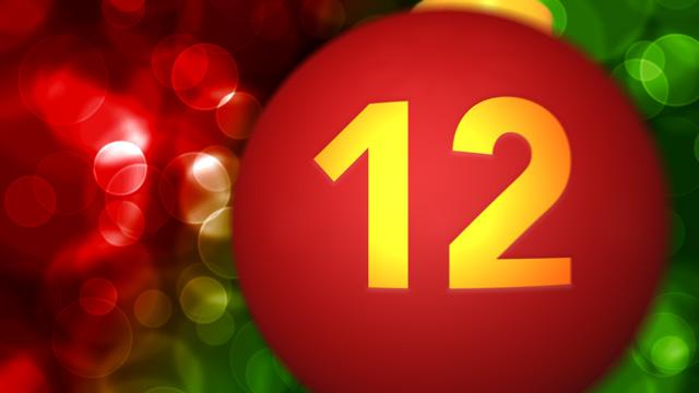 BBC Sport's advent calendar day 12