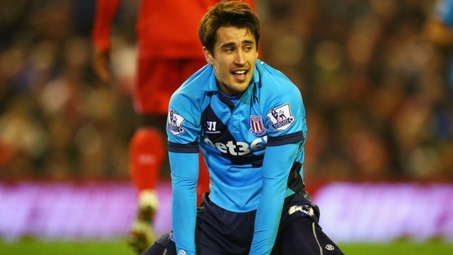 Stoke's Bojan Krkic posed the greatest threat to Liverpool according to his manager