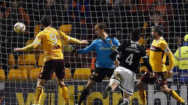Highlights - Motherwell 1-2 Dundee United