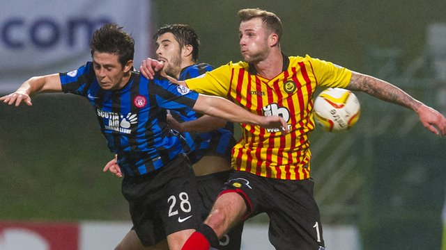 Highlights - Scottish Cup round-up