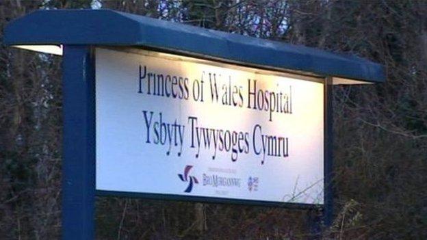 Ysbyty Tywysoges Cymru, Pen-y-bont ar Ogwr