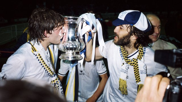 FA Cup classics: Tottenham 3-2 Manchester City in 1981