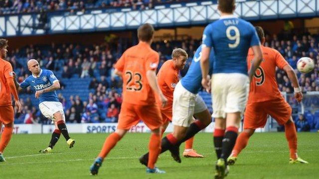 Highlights - Rangers 3-0 Kilmarnock