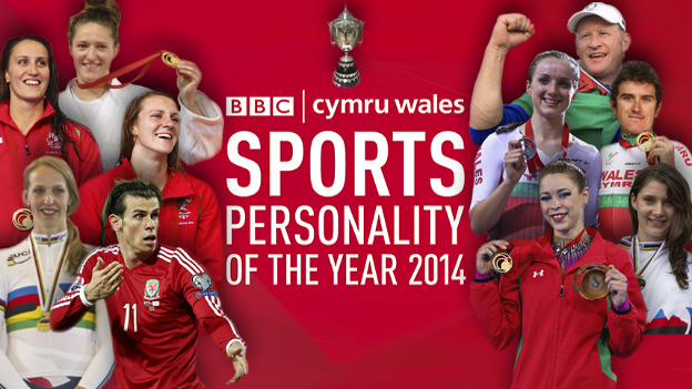 Ten contenders compete for BBC Wales Sports Personality of the year 2014