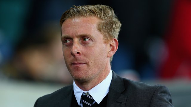 Swansea 2-0 QPR: Garry Monk says win was most complete performance