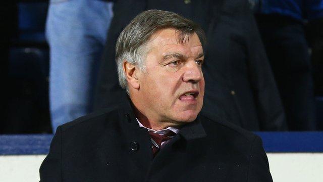 West Brom 1-2 West Ham: Sam Allardyce says win hugely satisfying