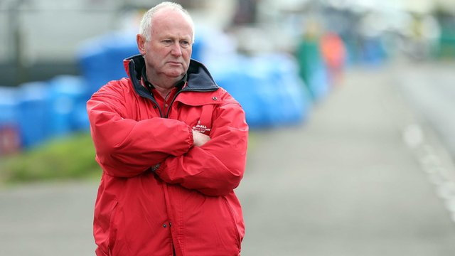 Race Director Mervyn Whyte
