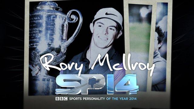 Sports Personality profile: Rory McIlroy