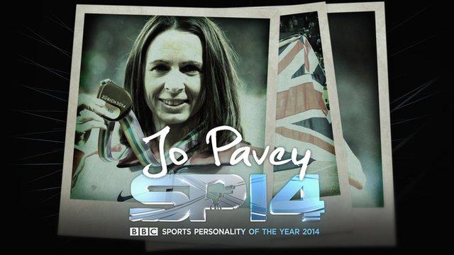 Sports Personality profile: Jo Pavey