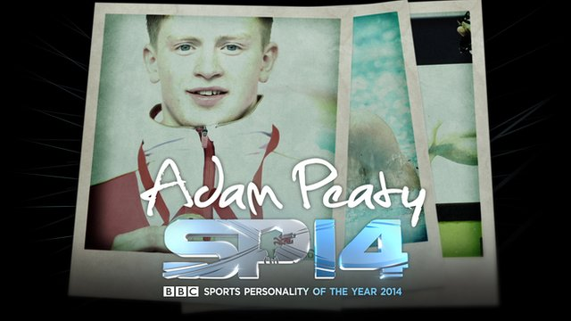 Sports Personality profile: Adam Peaty