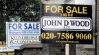 For Sale property signs