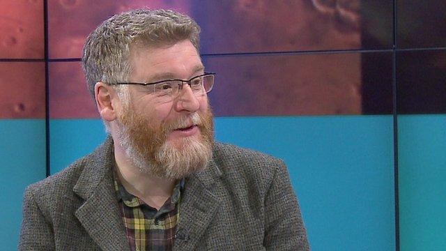 Professor Tim O'Brien