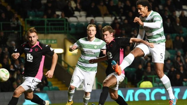 Highlights - Celtic 1-1 Partick Thistle