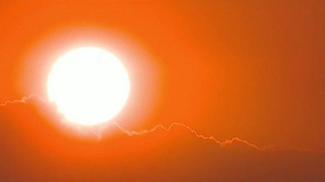 The Sun, file pic