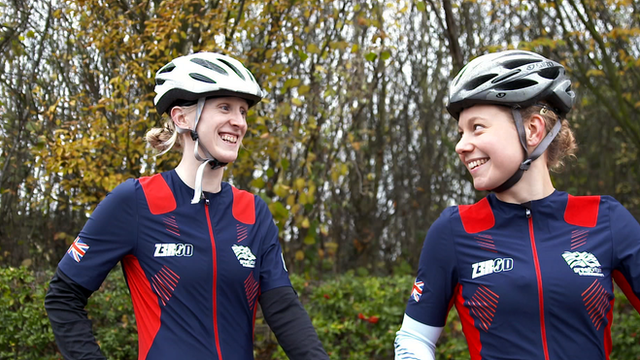Rio 2016 Paralympics: Jenny Manners & Alison Patrick aim for gold