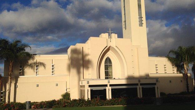 SDA church