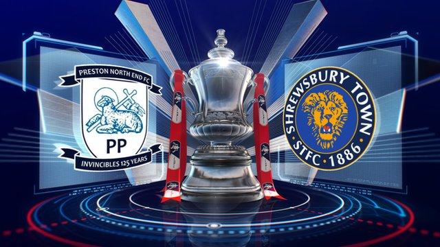 Preston v Shrewsbury