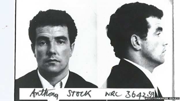 Tony Stock mug shot