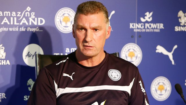 Leicester City: Nigel Pearson refuses to say sorry for fan row