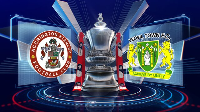 Accrington v Yeovil highlights