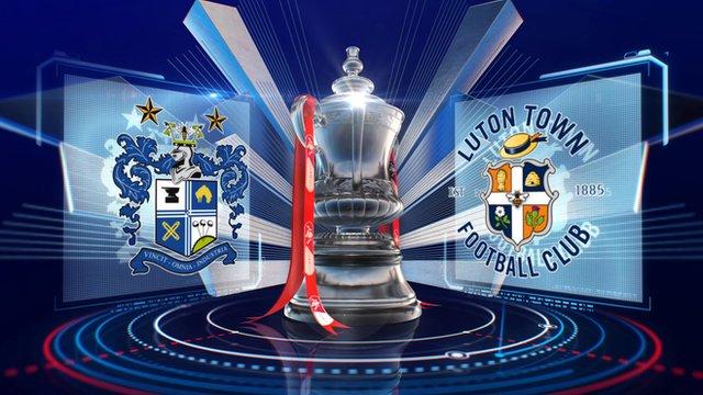 Highlights: Bury 1-1 Luton